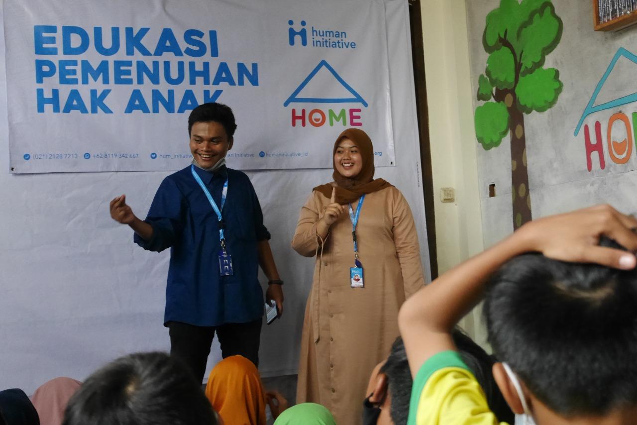 Pemenuhan Hak-Hak Anak dalam Upaya Memberikan Edukasi Perlindungan bagi Anak Yatim dan Dhuafa di  HOME Bandung