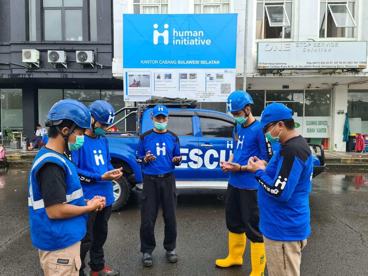 Perjuangan Relawan dan Harapan Baru Pasca Gempa Majene
