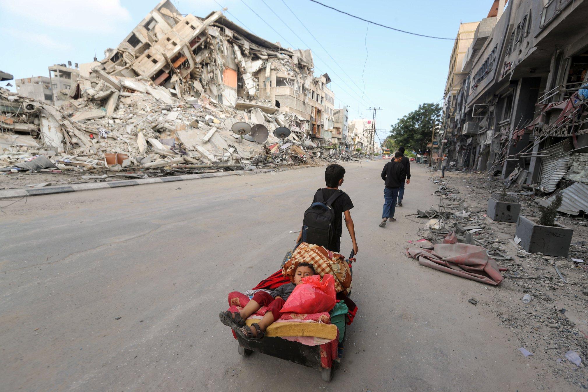 "Pernyataan Sikap ""Tragedi Kemanusiaan Akibat Penyerangan Tentara Israel Terhadap Palestina"""