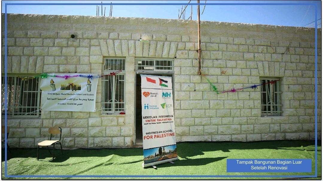 Laporan Sekolah Indonesia di Palestina