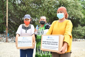 Human Initiative Tingkatkan Ketahanan Pangan Nasional